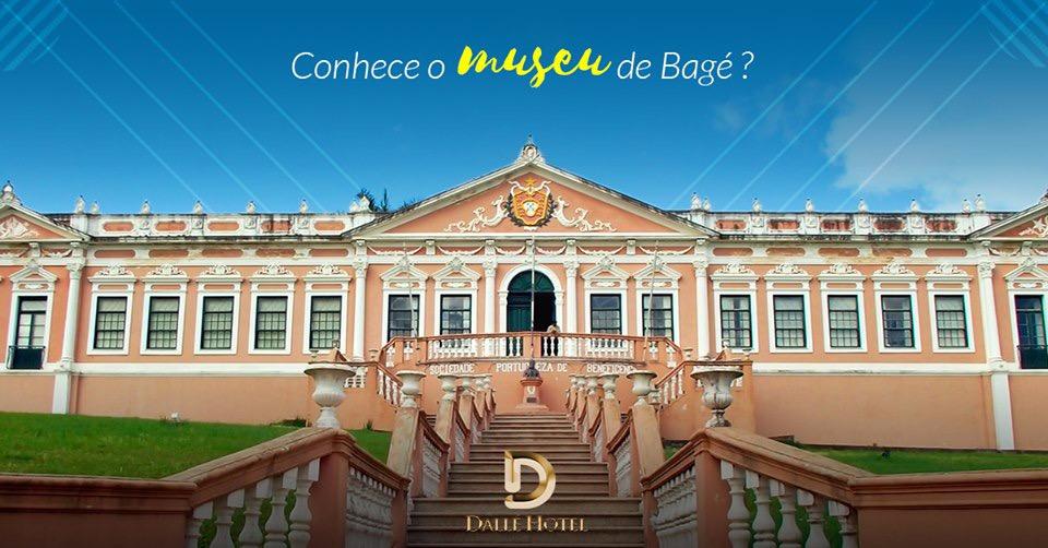 Dallé Hotel - Conhece o museu de Bagé ?