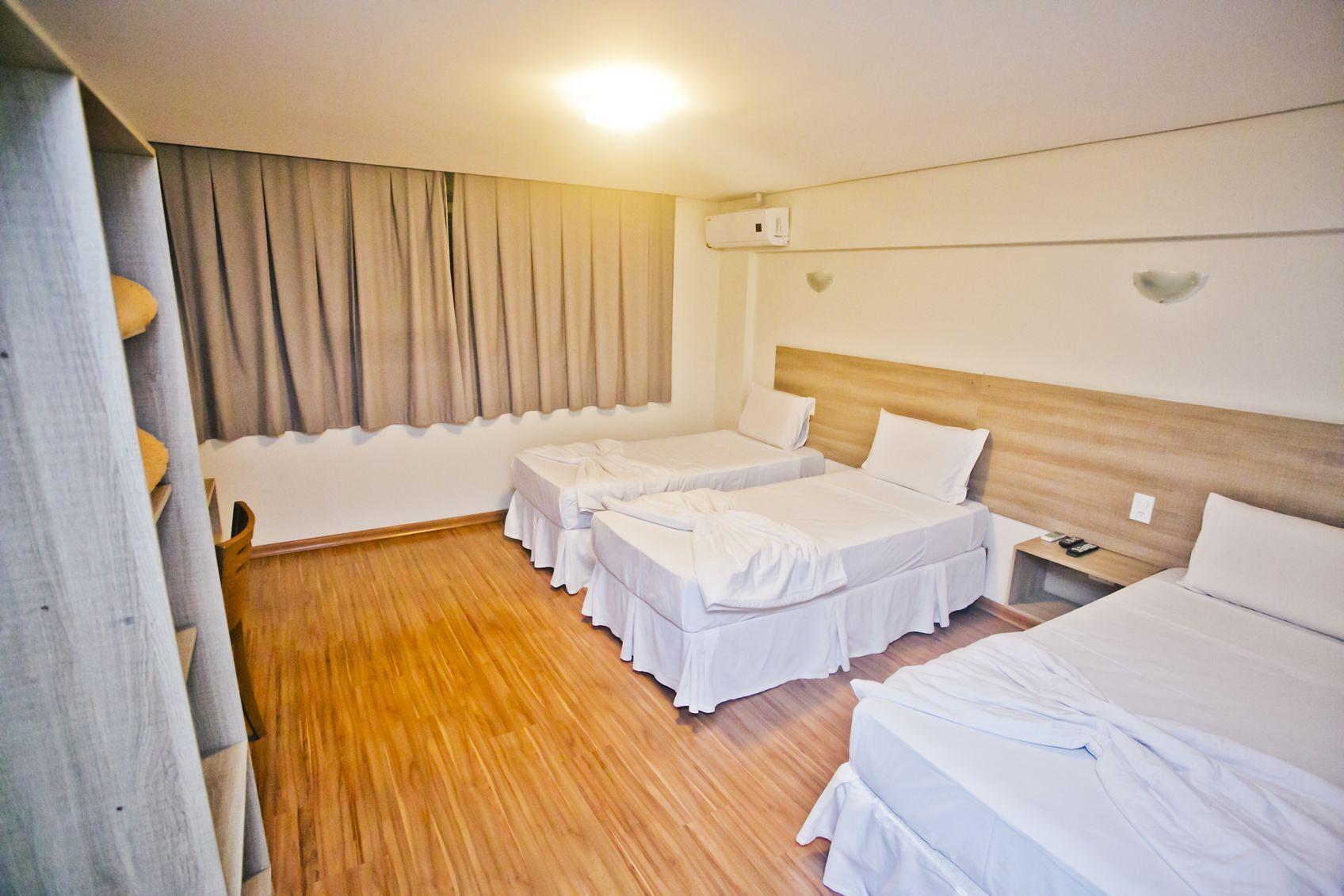 Dallé Hotel - Luxo Solteiro