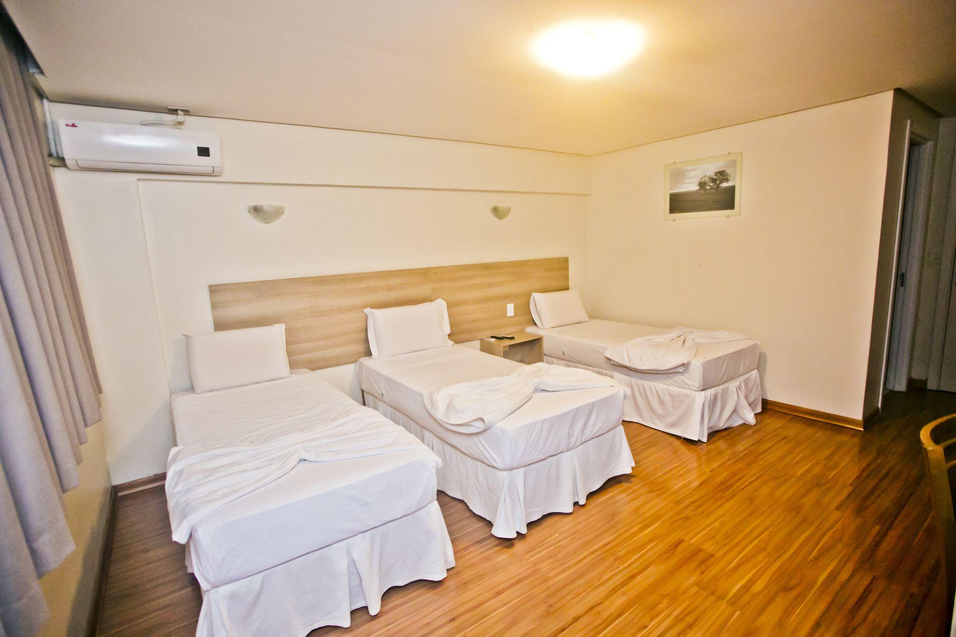 Dallé Hotel - Standard Solteiro