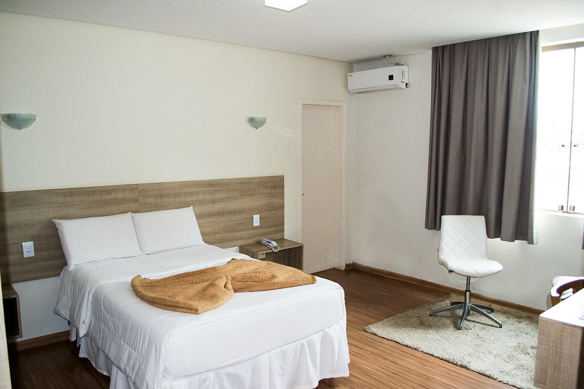 Dallé Hotel - Luxo Casal